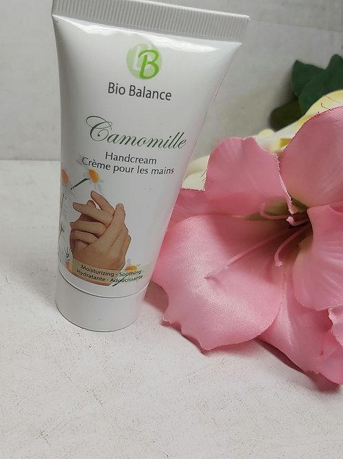 Crème pour les mains à la camomille 30ml