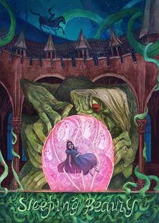 Sleeping Beauty by Amelia Eaton