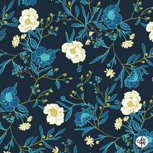 Breezy Bouquet by Amelia Eaton