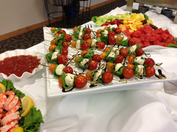 Corporate catering appetizers