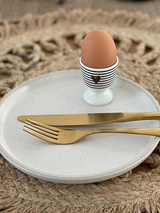 Eierbecher - Herz