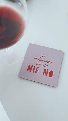 Korkuntersetzer - vino