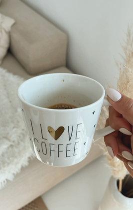 Tasse -I love coffee