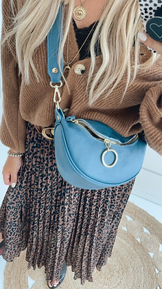 Tasche - blau