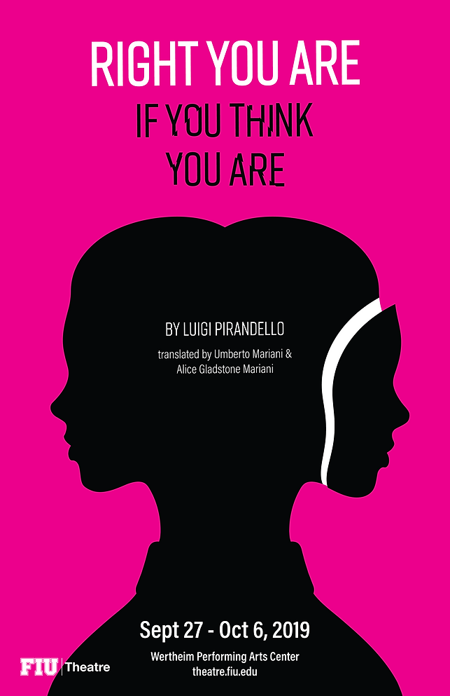 Right You Are - Poster