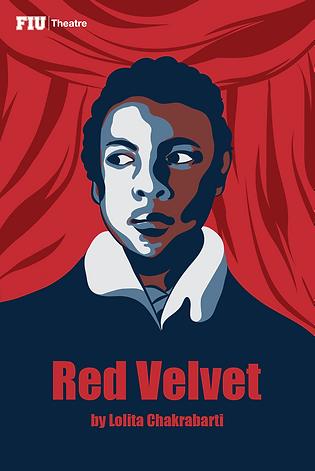 Red Velvet - Postcard (front)