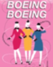 Boeing boeing - Poster 11x17 inches.png