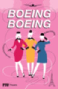Boeing Boeing - Poster