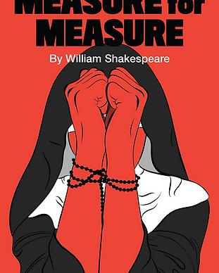 Measure for Measure - Postcard (front) c