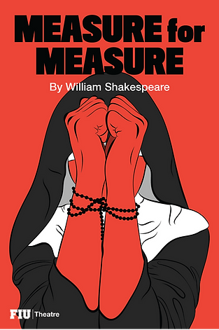 Measure for Measure - Postcard (front)