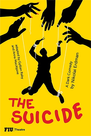 The Suicide Postcard (front)