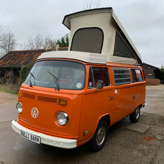 orange westfalia t2