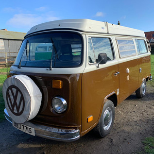Westfalia Champagn Edition **now sold**