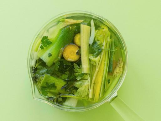 Gut Healing Vegetable Broth