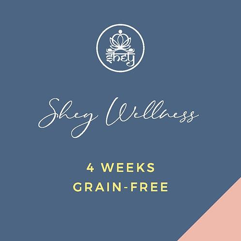 Grain-Free: 4-Week Meal Plan