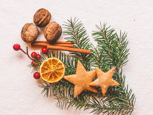 Cardamom Orange Cookies