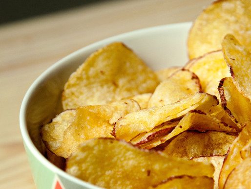 """Healthy """"Chips"""""""