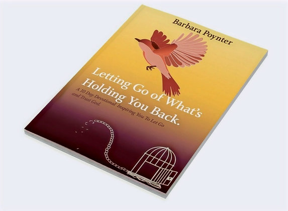 Letting Go of What's Holding You Back - Book