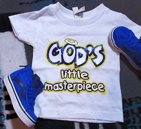 God's Masterpiece (Kids)