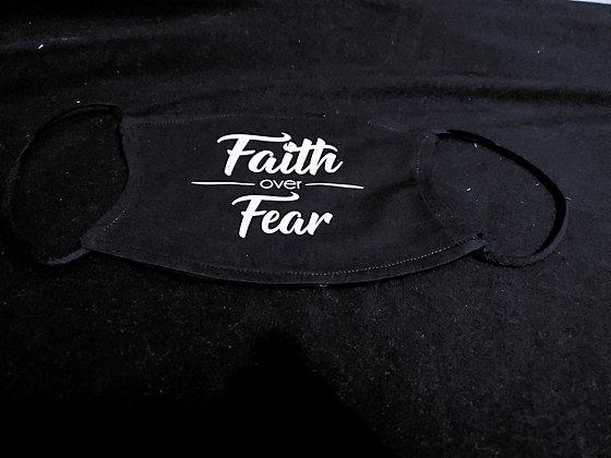 Face Masks - Faith over Fear