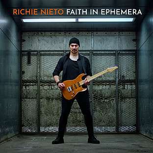 "Richie Nieto ""Faith In Ephemera"""