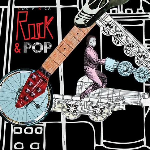 "Various Artists ""Costa Rica Rock & Pop"""