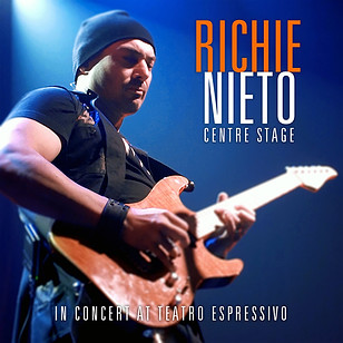 "Richie Nieto ""Centre Stage"""