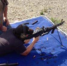 Recording guns in North Carolina