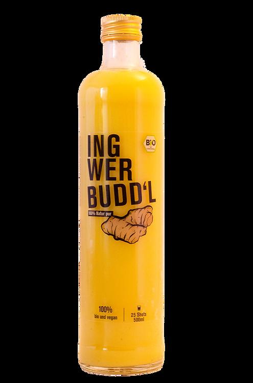 Ingwer Budd'l 100% Natur Pur 500ml