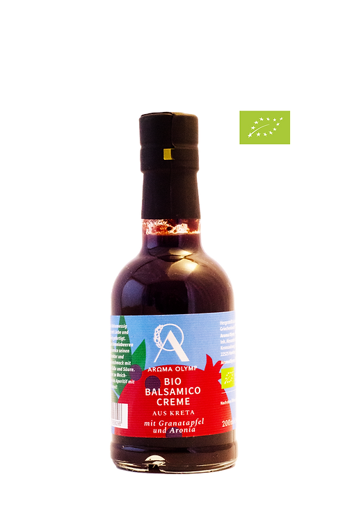 Bio Balsamico Creme - Granatapfel & Aroniabeeren
