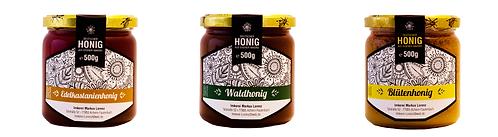 Honig Box 3x500g