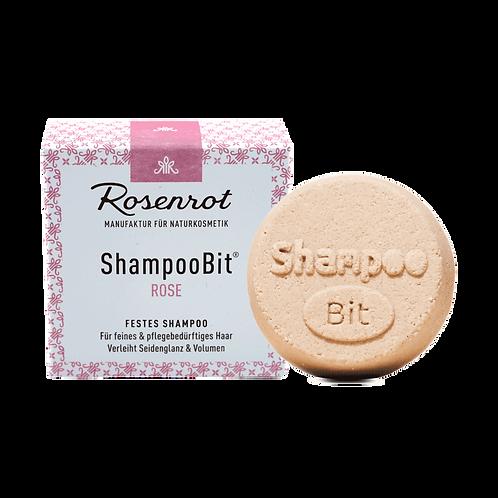 Shampoobit® Rose festes Shampoo Rosenrot