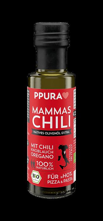 Mammas Chili Natives Olivenöl