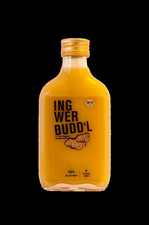 Ingwer Budd´l 100% Natur Pur 200ml