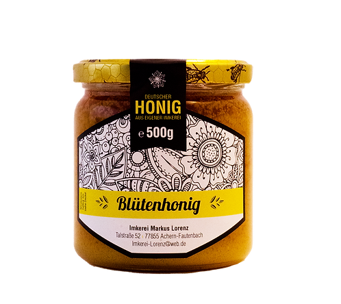 Deutscher Blütenhonig
