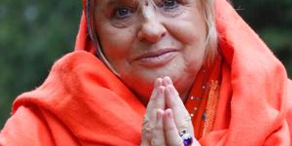 Bakti Marga - Swamini Karuna heimsækir okkur frá London - Akureyri - RosaMatt Stúdíó. Sun. 27. okt. kl. 11:30-13:30
