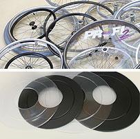 Delfi wheelchair accessories