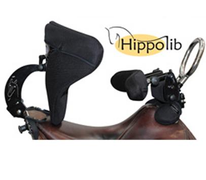 Hippolib horse saddle seat