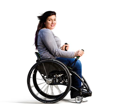 Desino wheelchair