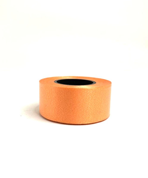 Birthday Decorative Ribbon  ( orange colour )