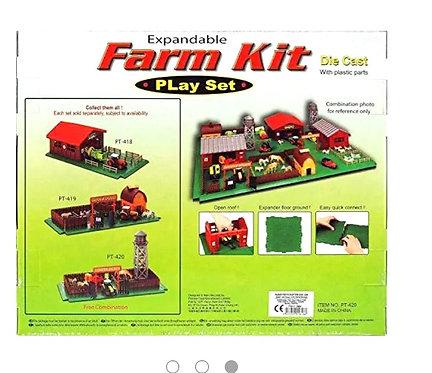 Farm toy kit