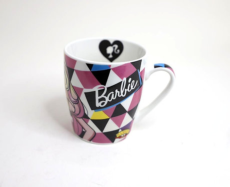 Barbie coffee mug