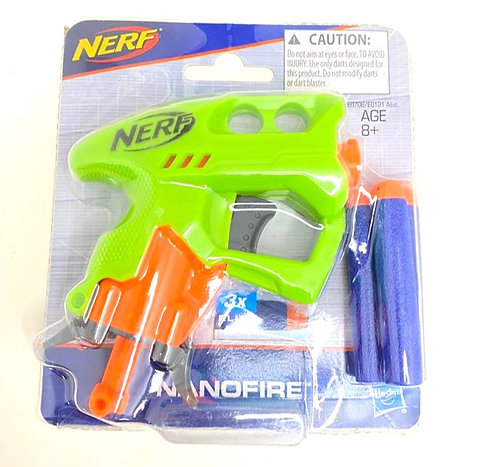 Nerf N- Strike Nano Fire ,Green
