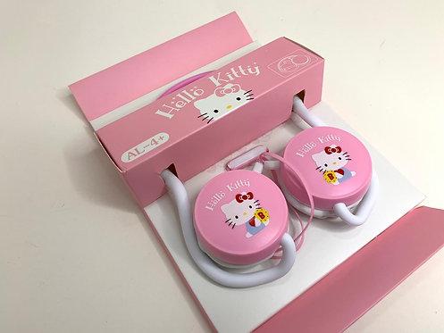 HELLO KITTY Headphone with Microphone
