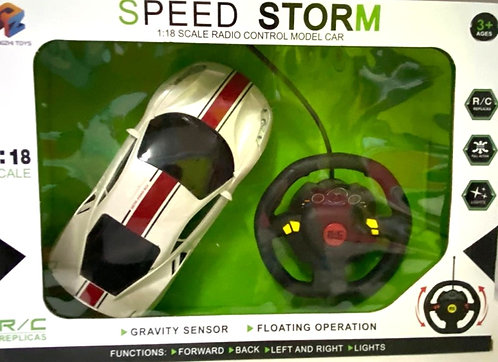 Speed storm 1:8 Scale Radio Control Model Car