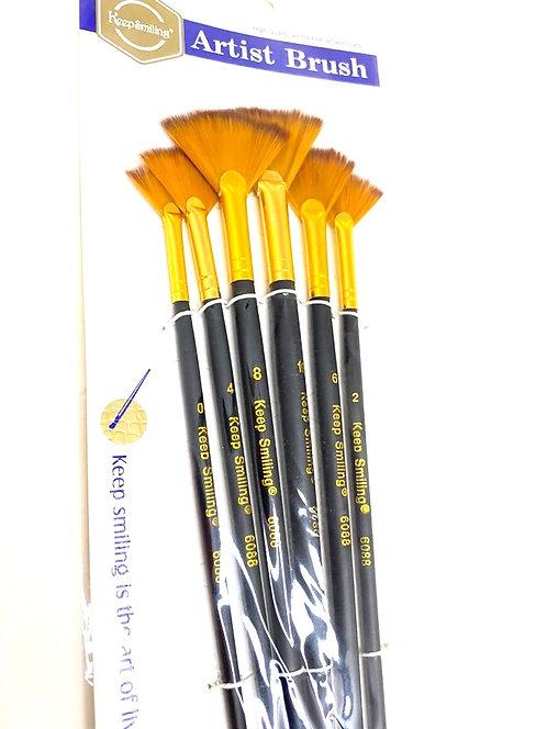 Artist Brush Set High Quality Set For Fine Art And Craft