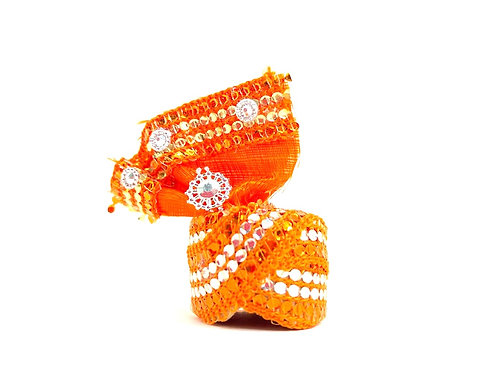 Pagdi for krishna ji ( size 1 )