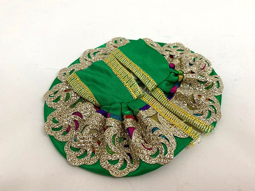 Laddu Gopal Krishna Poshak ( green colour )