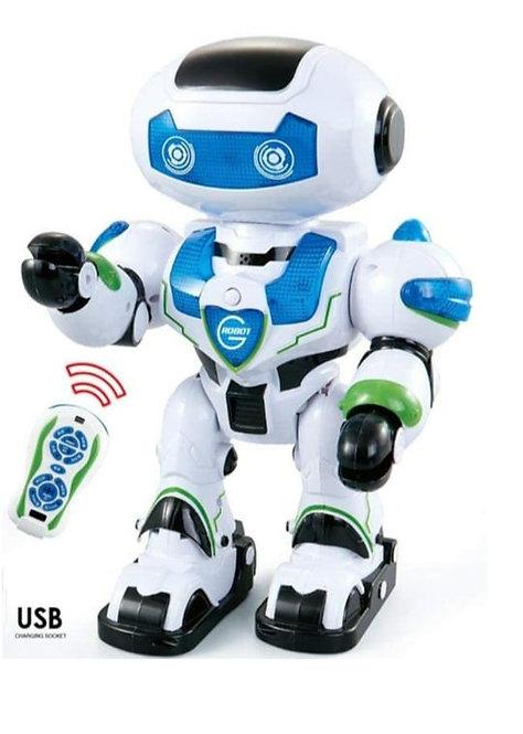 Alessen Remote Control Robot Toy