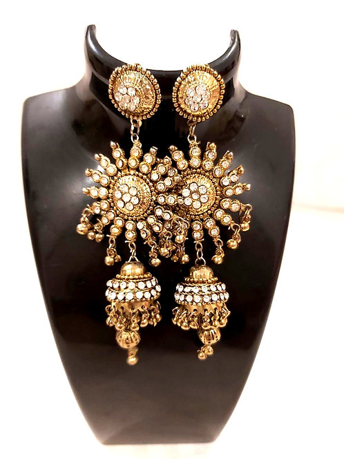 Heavy designer earring for women & girls